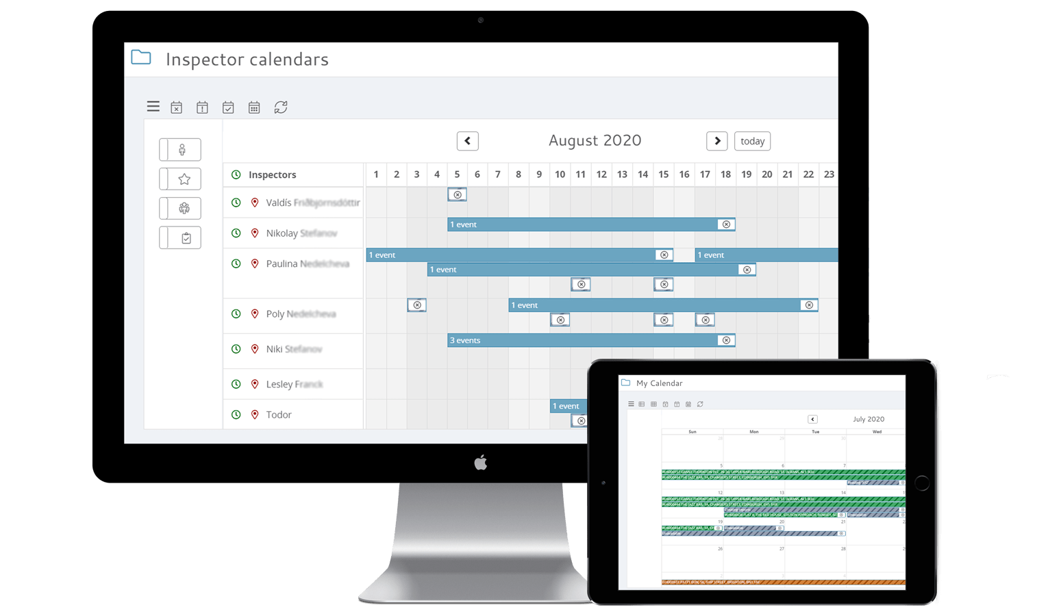 inspection management software