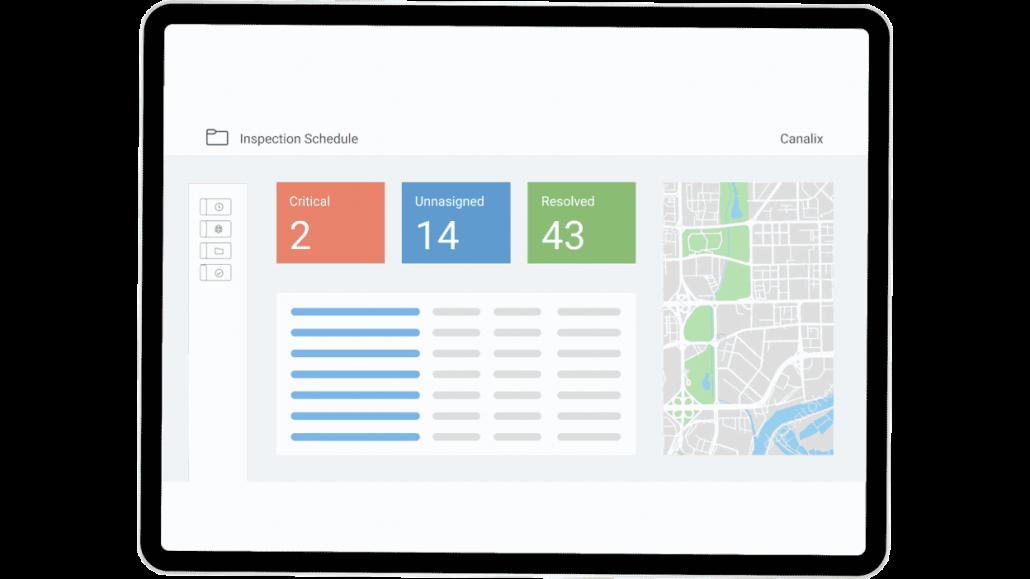 digital inspection software platform